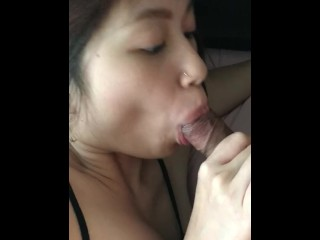 BJ from Vietnamese girl on asian tinder